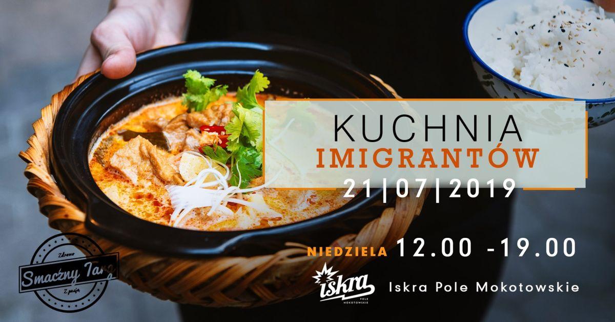 Kuchnia Imigrantów Piknik Międzykulturowy Examplepl