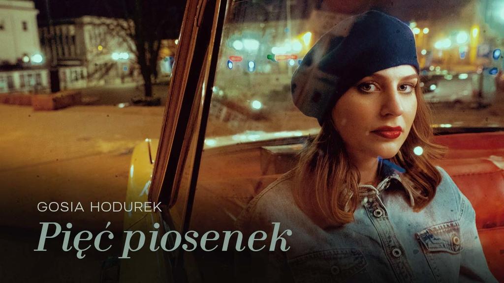 płyta Gosi Hodurek