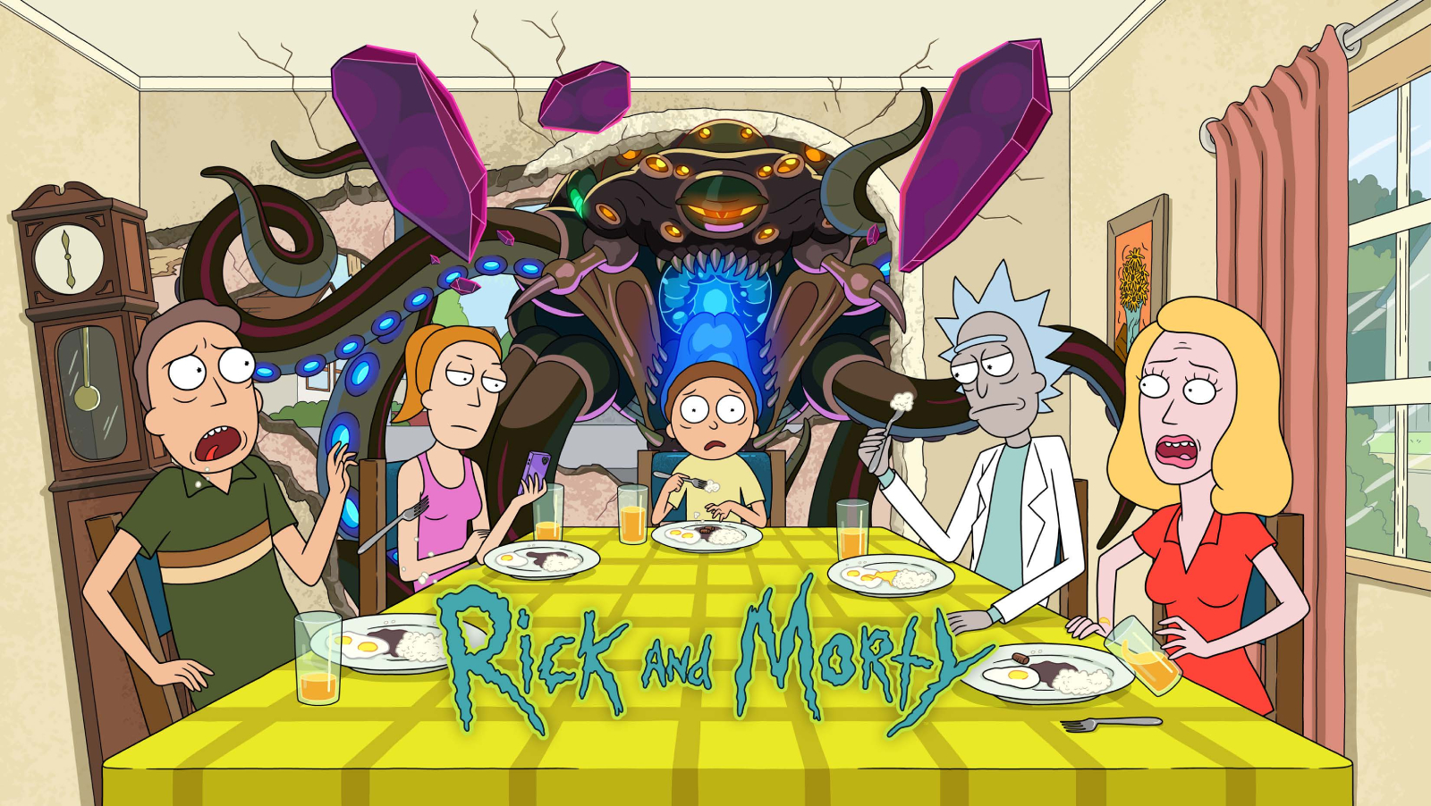 Rick i Morty na HBO GO